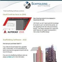 Scaffolding Software Newsletter #11